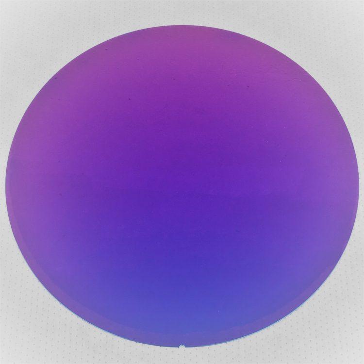 Contiguous monolayer hexagonal Boron Nitride (hBN) on 8-inch (200mm) diameter Si/SiO2 wafer